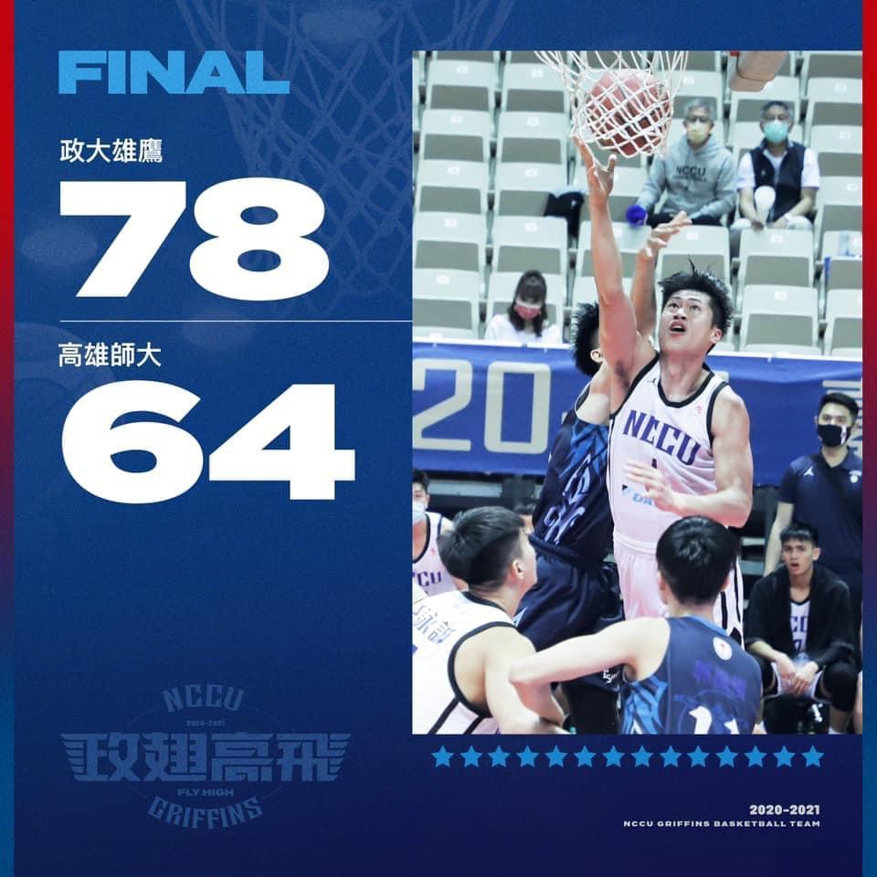 UBA八強第一勝